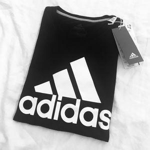 Adidas Classic Black T-shirt